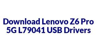 Lenovo Z6 Pro 5G L79041