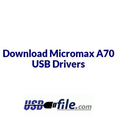 Micromax A70