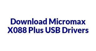 Micromax X088 Plus