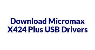 Micromax X424 Plus