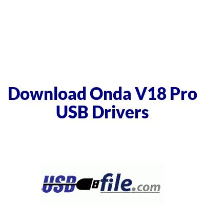 Onda V18 Pro
