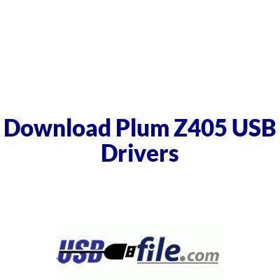 Plum Z405