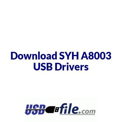 SYH A8003