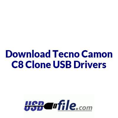 Tecno Camon C8 Clone