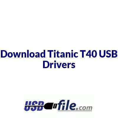 Titanic T40