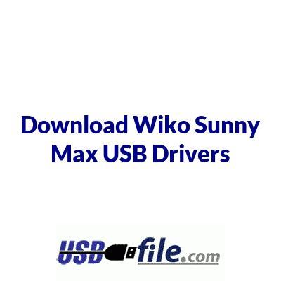 Wiko Sunny Max