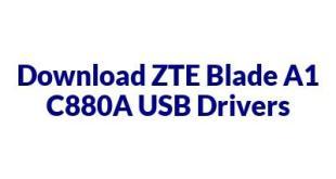 ZTE Blade A1 C880A