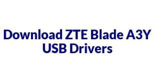 ZTE Blade A3Y
