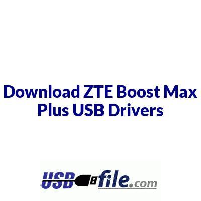ZTE Boost Max Plus