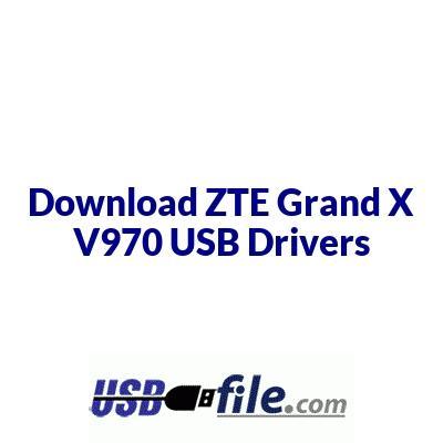 ZTE Grand X V970