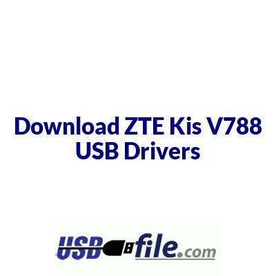ZTE Kis V788