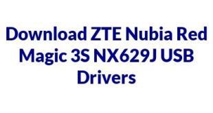 ZTE Nubia Red Magic 3S NX629J