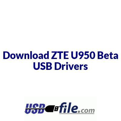 ZTE U950 Beta