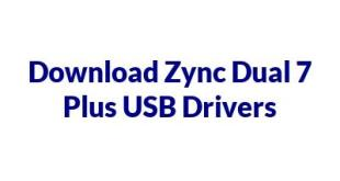 Zync Dual 7 Plus