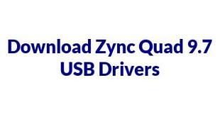 Zync Quad 9.7