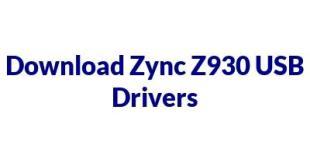 Zync Z930