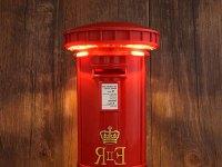 USB Postbox Money Bank Lamp