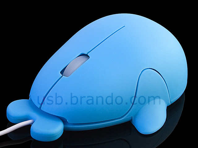 USB Whale Optical Mouse