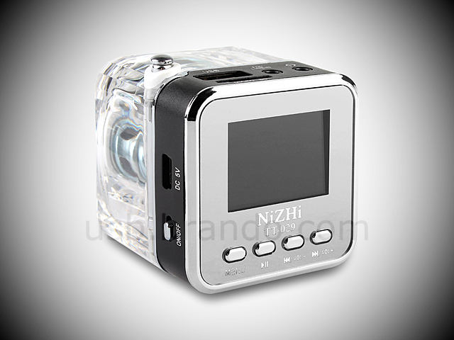 USB Cube MP3 Player