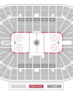 Section also   bank arena seating charts rh usbankarena