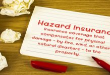 HaZard Insurance Mortgage