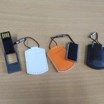 Flashdisk Model Leather Pouch