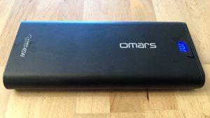 Omars PowerSurge 20000 45W USB-C PD