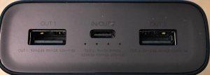 Xiaomi Mi Power Bank 3 ports