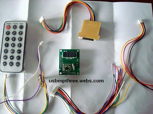 Mp3 Player Circuit Diagram
