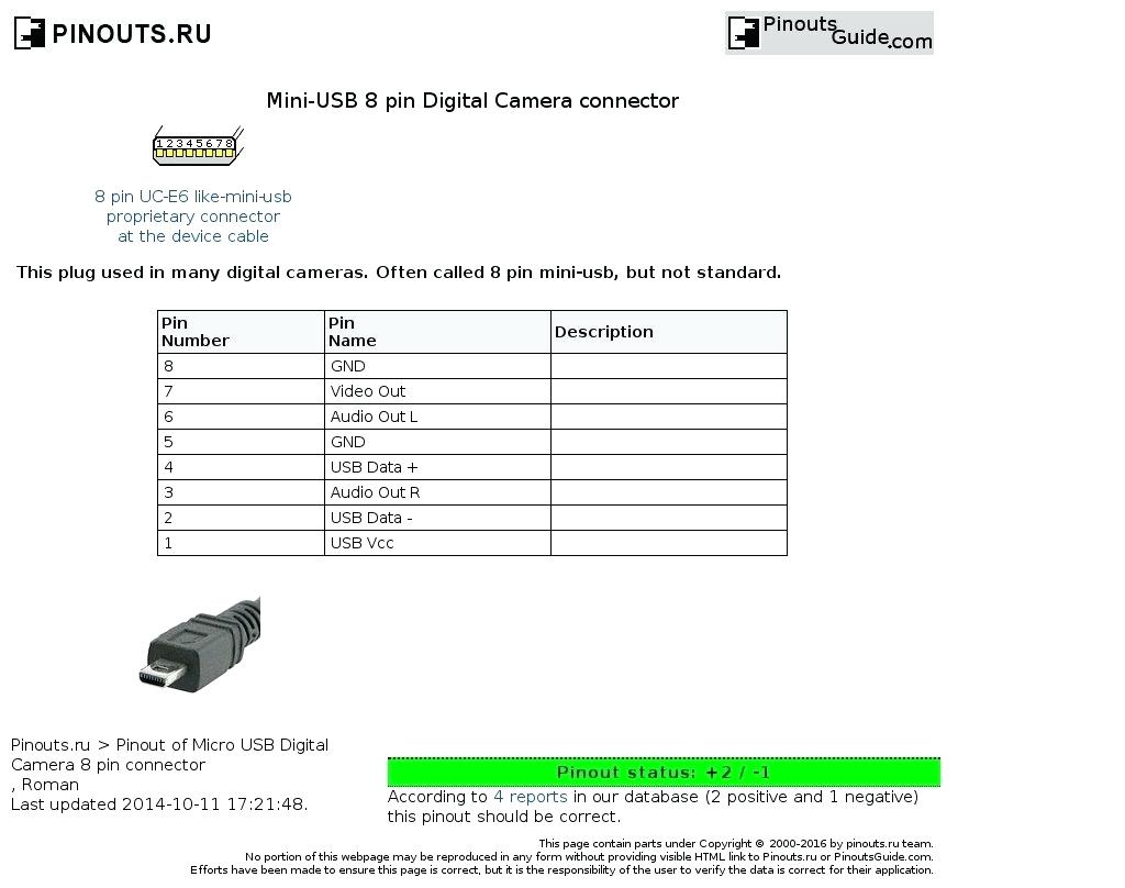 garmin mini usb wiring diagram 2001 ford mustang gt stereo electrical schematic connector