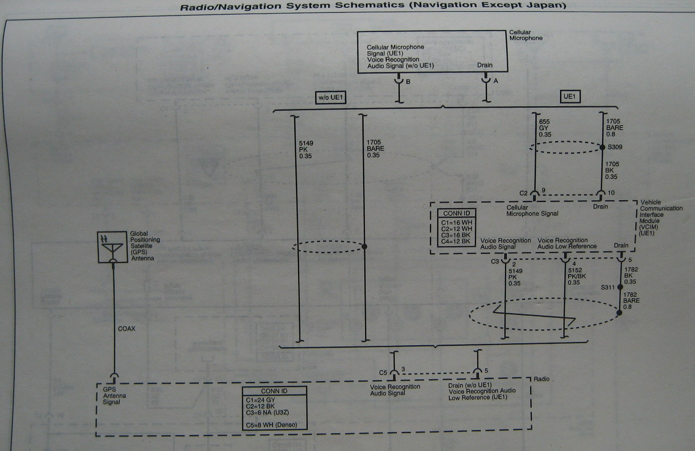 Wiring Harness And Component Locations Wiring Harness And Component