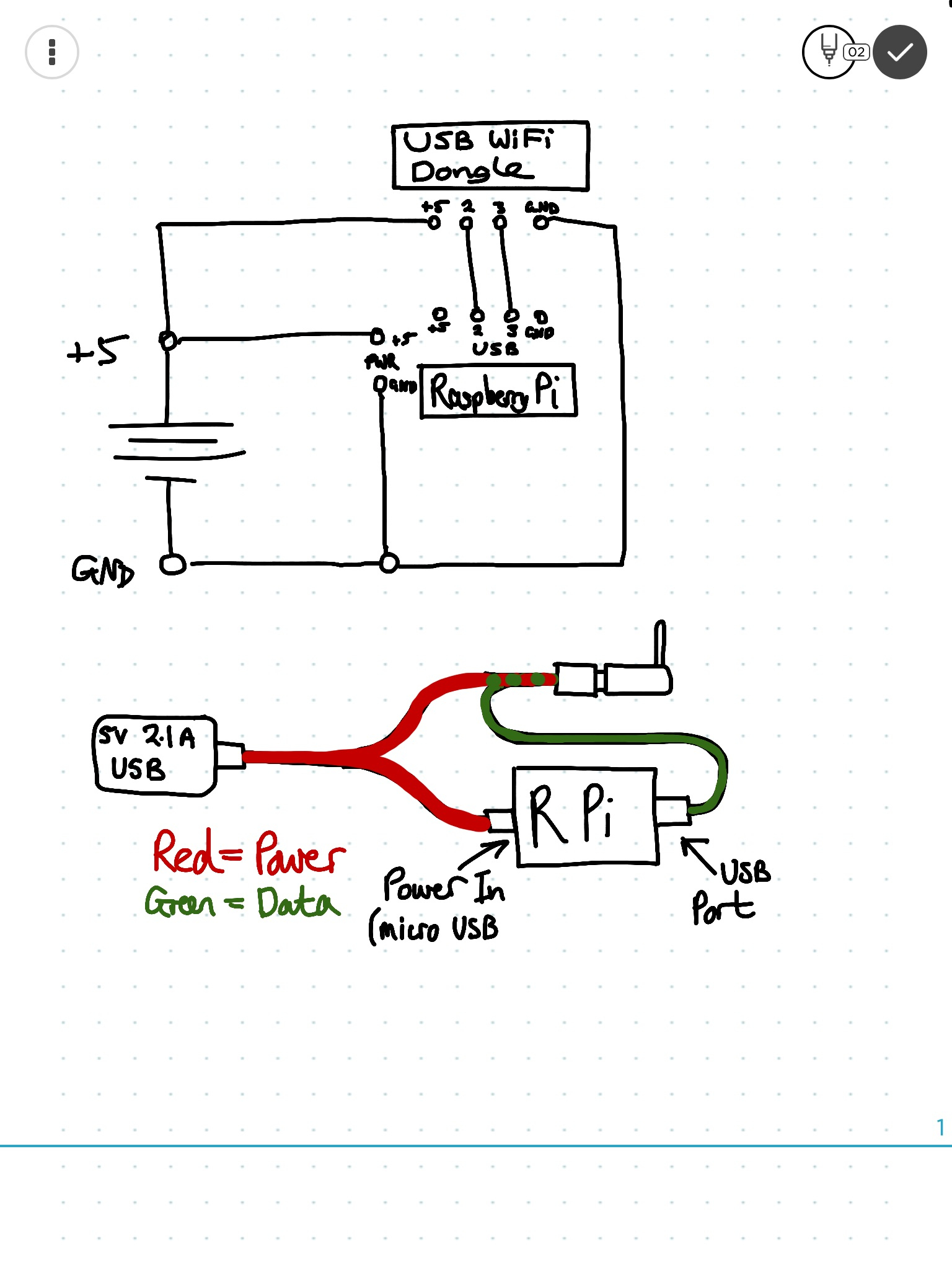 Usb Wiring Diagram