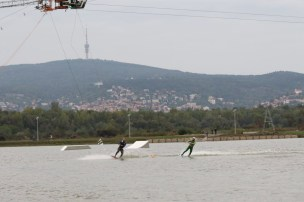 Central Wakeboard és Szabadidőpark, Pécs