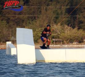 International Wake Park Phuket, Thailand 5