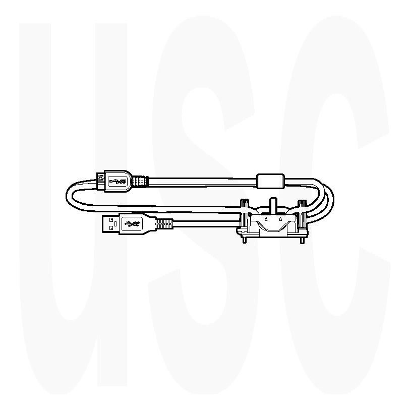 Canon USB Cable W Protector C58-6041.USCamera parts