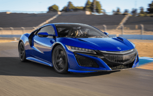 2020 Acura NSX Type R Interiors, Specs, and Release Date
