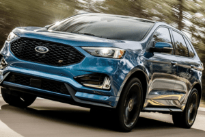 2020 Ford Edge ST Exteriors, Powertrain, and Release Date