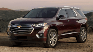 2020 Chevy Tranverse Redesign, Specs, and Release Date