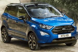 2020 Ford EcoSport Concept, Specs, Price