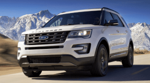 2020 Ford Explorer Specs, Concept, and Upgrade