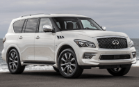 2020 Infiniti QX80 Concept, Specs, and Release Date