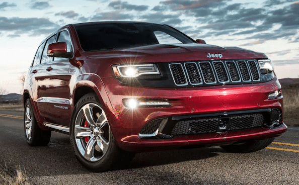 2020 Jeep Grand Cherokee SRT Specs, Redesign, And Release Date