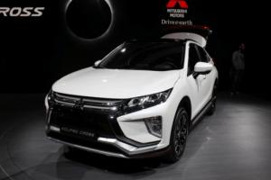 2020 Mitsubishi Eclipse Cross Specs, Price, and Release Date