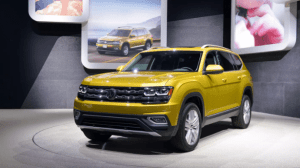 2020 VW Atlas Redesign, Interior, And Release Date
