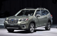 2020 Subaru Forester Hybrid Engine, Drops Turbo XT, Redesign, Concept