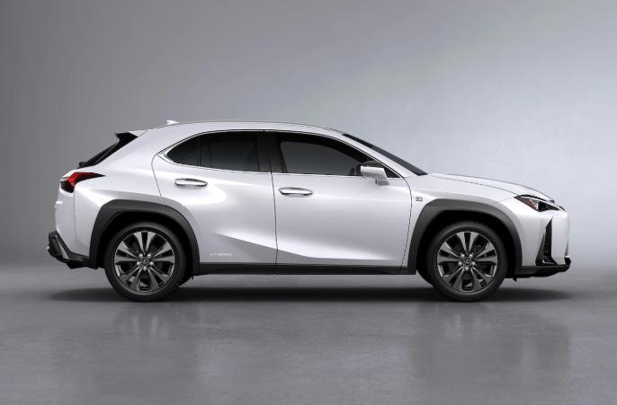 2019 Lexus UX 200, 250h News