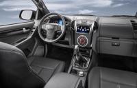 2020 Isuzu D-MAX interior