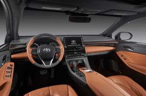 2020 Toyota MR interior