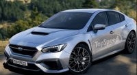 2021 Subaru WRX Redesign, Engines, Price, and Release date
