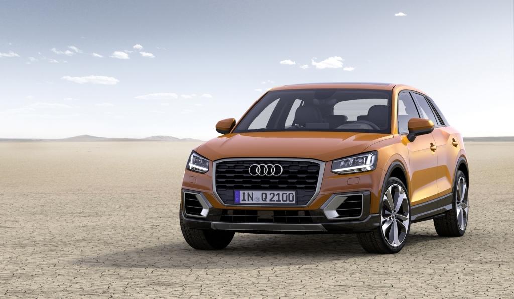 2020 Audi Q1 Redesign